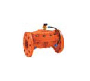 Válvula hidráulica plástica manual con rosca hembra